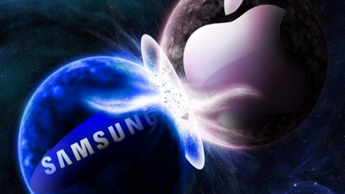 Samsung acusado de copiar iconos de Apple