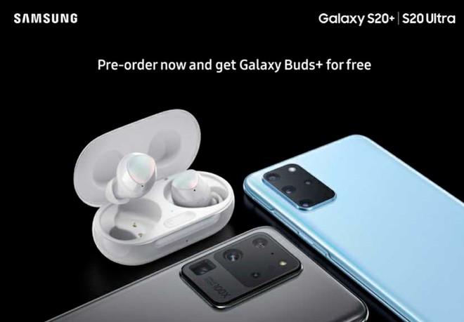 Regalo de Galaxy Buds Plus